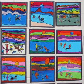 Good Grade 5 Art Lesson Plans Discovering Life One Art Adventure At A Time | Arts And Craft