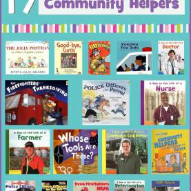 Good Importance Of Community Helpers Community Helpers Book