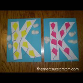 Good Kite Lesson Plans For Toddlers Crafts For Letter K | Craft, Letter Crafts And Activi