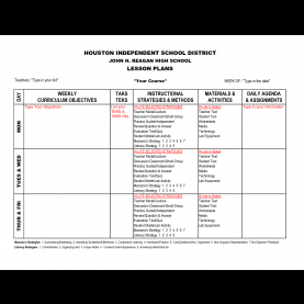 Good Literacy First Lesson Plan Template Marzano Planning Lesson # Pinterest++ For Ipad # | Classroo