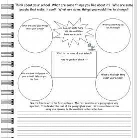 Good My School Lesson Plan Writing Lesson Plans, Themes, Printouts, Cr
