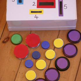 Good Numeracy Games For Preschoolers Count And Sort Posting Box Maths Game - The Imagination