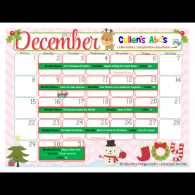 Good Preschool Lesson Plans For December Use This December 2013 Calendar With Your Child Or Classroom An