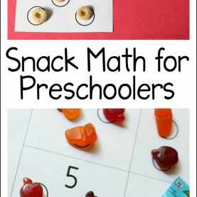 Good Simple Math Games For Preschoolers Snack Math For Preschoolers With Box Tops For Educa