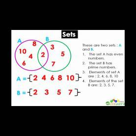 Good Venn Diagram Math Lesson Math Lesson - Introduction To Sets & Venn Diagrams - Kizmath.Co