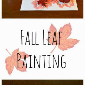 Great Autumn Leaves Craft Ideas For Preschoolers 13 Easy