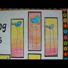 Great Bird Lesson Plans For First Grade Mrs. T'S First Grade Class: Dali Style Spring B