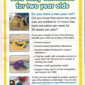 Great Education For Two Year Olds Maple Grove Primary Scho