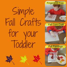 Great Fall Themed Activities For Toddlers Fall Activities For Toddlers: Pa