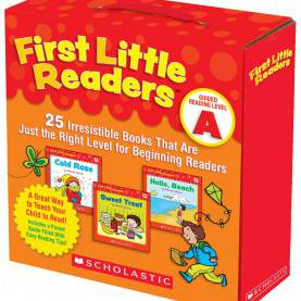 Great Free Printable Guided Reading Leveled Books First Little Readers Parent Pack: Guided Reading Level A: 2