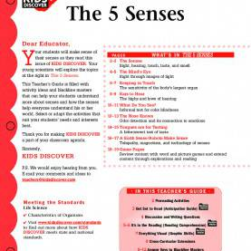 Great Lesson Plan In Science 5 Senses 5 Senses - Kids Disc