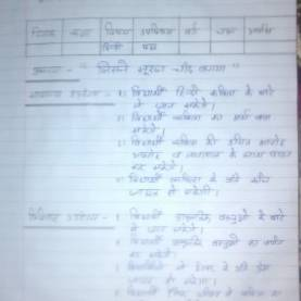 Great Lesson Plan Of Biology For B Ed In Hindi Img_20160727_195353.Jpg (900×1600) | Lesson Planning | Pinte