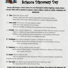Great Lesson Plan Of Science Blessed Sacrament Catholic School | Character