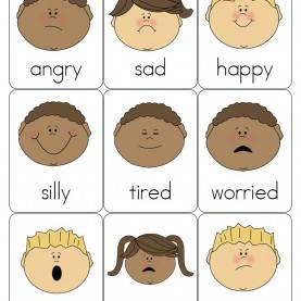 Great Lesson Plans For Toddlers About Feelings Lanie'S Little Learners: Preschool Feelings T