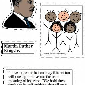 Great Pre K Lesson Plans On Martin Luther King Jr Worksheets For All | Download And Share Worksheets | Free O