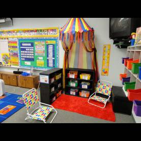 Great Preschool Classroom Ideas 3D Reading Area Spring Decoration Preschool Classroom Decoratin