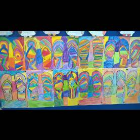 Great Primary Art Activities Art Activities In The Primary School | The Voice Maga