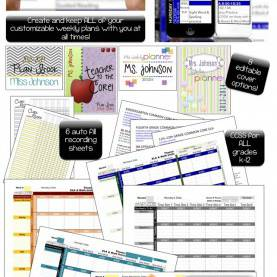 Great The Ultimate Teacher'S Plan Book The Ultimate Digital Weekly Planner Faqs | Teacher Plan Book