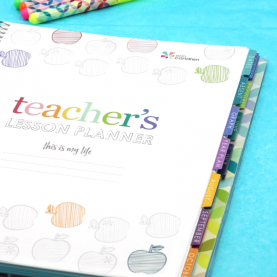 Great Top Rated Teacher Planners The Best Teacher Planner Ever - A Peek Inside! - A Teachable Tea