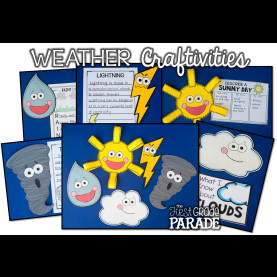 Interesting 1St Grade Lesson Plans On Weather All About The Weather! (Activities, Ideas, & Freebies!) - Th