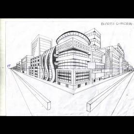 Interesting Art Lesson Plans Perspective 2 Pt Perspective Lesson Plan | Point Perspective Art Projects Htt