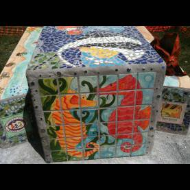 Interesting Art Project Ideas For High Schoolers Tile Art Fundraisers €? Artcen