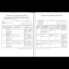 Interesting Classroom Lesson Plans Printable Co Teaching Lesson Plans 2 With Teaching Lesson Pla