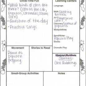 Interesting Discovery Lesson Plans Discovery Days Preschool: Lesson P