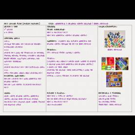 Interesting Elementary Art Lesson Plans Teach And Shoot: Share The Love | Free Elementary Art Lesson Plan