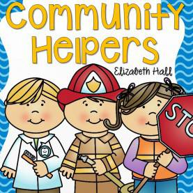 Interesting Helpers In My Community Book Nice Images Of Community Helpers Design Ideas #