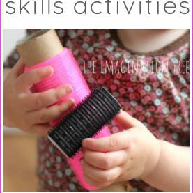Interesting Infant Lesson Plans On Fine Motor Skills Fine Motor Skills Activities For Babies - The Imagination
