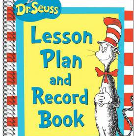 Interesting Lesson Plan Book Amazon Amazon.Com: Eureka Dr. Seuss'S Cat In Hat Lesson Plan/record Boo