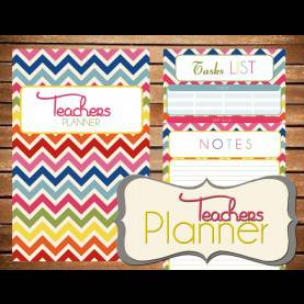 Interesting Teacher Planner Download Small Teacher Planner 5.5 X 8.5 Homeschool Planner Ins