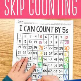 Interesting Teaching Counting To Kindergarten The Secret To Skip Counting In Kindergarten! | Skip Countin