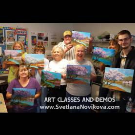 Newest Art Painting Classes Group And Private Art Classes In Austin Area T