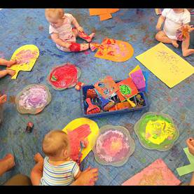 Newest Baby Class Activities Our Baby Classes | Artventu