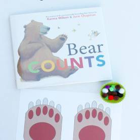 Newest Bear Math Lesson Plans For Preschoolers Bear Counts: Counting