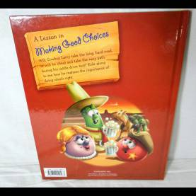 Newest Books About Making Good Choices The Good The Bad Silly~Veggie Tales~Making Good Choices~2006~11X