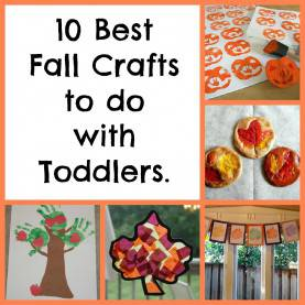 Newest Fall Art For Preschoolers Diapers & Daisies: Favorite Fall Art Projects To do With Toddler