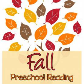 Newest Fall Reading Activities Fall Preschool Reading Activi