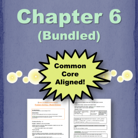 Newest Go Math Lesson Plans 3Rd Grade Updated Go Math Grade 3 Lesson Plans, Chapter 6 (6.1 - 6.