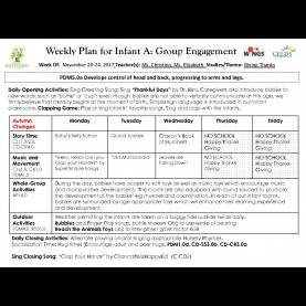 Newest Infant Lesson Plans November Index Of /wp-Content/uploads/201
