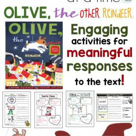 Newest Kwanzaa Lesson Plans Such A Great Way To Really Dig Deep Into This Book- Olive Th