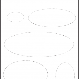 Newest Lesson Plan For Preschool Shapes Shapes Oval | Things To Wear | Pinterest | Shapes, Worksheets An