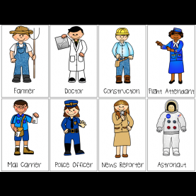 Newest Photos Of Community Helpers Fresh Community Helpers Free Printables Nice Design Gallery