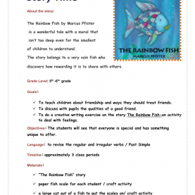 Newest Rainbow Fish Lesson Plans Rainbow Fish Activi