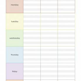Newest Teacher Lesson Plan Book Download Creative Life Designs: A Teacher'S Plan
