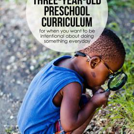 Newest Three Year Old Curriculum Three Year Old Preschool | Preschool Curriculum, Curriculum And
