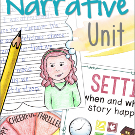 Regular 3Rd Grade Personal Narrative Lesson Plans Personal Narrative Writing Unit For 2Nd Or 3Rd Grade | Persona