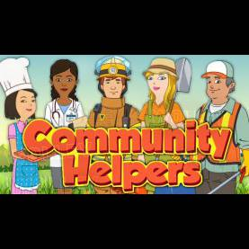 Regular Community Helpers Doctor For Kids Kids Learn New Words About Community Helpers Such As Docto